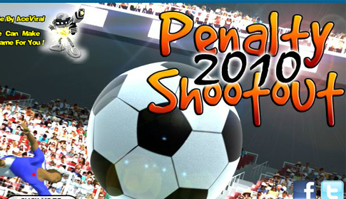 penalty shootout 2010 game information free flash game z14